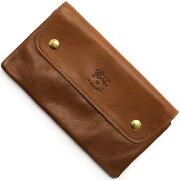 イルビゾンテ IL BISONTE 長財布 チョコレートブラウン C0937 SL 635 メンズ レディース