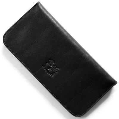イルビゾンテ 長財布 財布 メンズ レディース スタンダード ブラック C0938 P 153 IL BISONTE