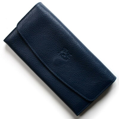 イルビゾンテ 長財布 財布 メンズ レディース スタンダード ブルー C0973 P 866 IL BISONTE