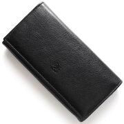 イルビゾンテ IL BISONTE 長財布 スタンダード 【STANDARD】 ブラック C0989 P 153 メンズ レディース