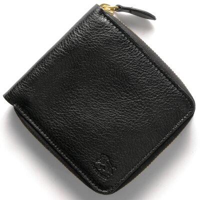 イルビゾンテ IL BISONTE 二つ折財布 オリジナル 【ORIGINAL】 ブラック C0990 P 153 メンズ レディース