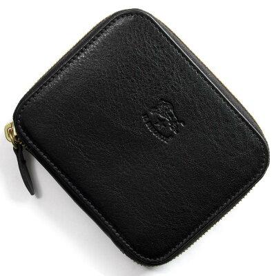 イルビゾンテ 二つ折り財布 財布 メンズ レディース スタンダード スタンダード STANDARD ブラック C1006 P 153 IL BISONTE