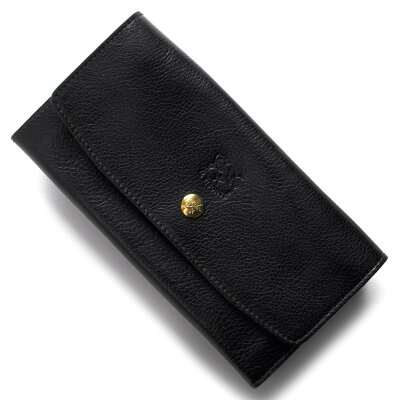 イルビゾンテ 長財布 財布 メンズ レディース スタンダード STANDARD ブラック C1008 P 153 IL BISONTE