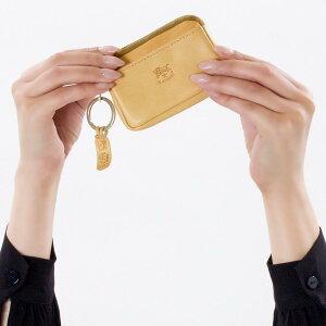 イルビゾンテ コインケース【小銭入れ】 財布 メンズ レディース スタンダード ナチュラル C0747 P 120 IL BISONTE