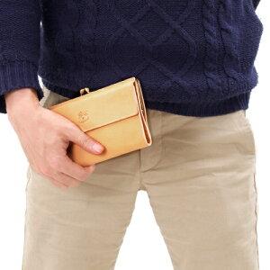 イルビゾンテ 長財布 財布 メンズ レディース ナチュラル C0911 P 120 IL BISONTE