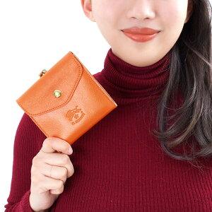 イルビゾンテ 三つ折り財布 財布 メンズ レディース スタンダード STANDARD オレンジ C0423 P 166 IL BISONTE