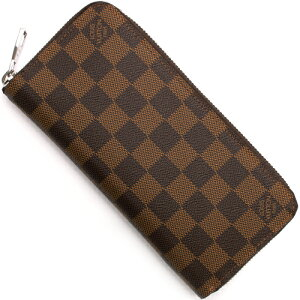 ルイヴィトン Louis Vuitton 長財布 ジッピー ヴェルティカル チョコレートブラウン N61207 メンズ レディース