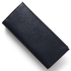 プラダ PRADA 長財布 サフィアーノ SAFFIANO バルティコブルー 2MV836 053 F0216 メンズ