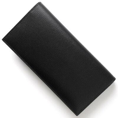ヴァレクストラ 長財布【札入れ】 財布 メンズ レディース ブラック V8L21 044 N VALEXTRA