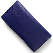 ヴァレクストラ VALEXTRA 長財布【札入れ】 ロイヤルブルー V8L21 044 RO メンズ レディース