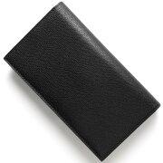 ヴァレクストラ VALEXTRA 長財布 ブラック V8L70 028 N メンズ レディース