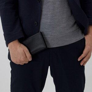 ヴァレクストラ 長財布【札入れ】 財布 メンズ レディース ブラック V8L21 028 N VALEXTRA