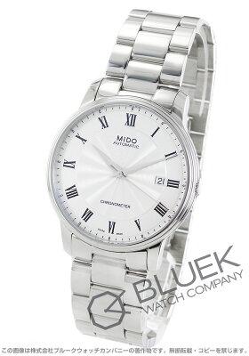 ミドー MIDO 腕時計 バロンチェッリ III メンズ M010.408.11.033.00