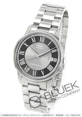 ミドー MIDO 腕時計 バロンチェッリ III メンズ M010.408.11.063.09