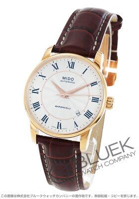 ミドー MIDO 腕時計 バロンチェッリ II メンズ M8600.2.21.8