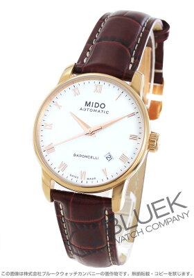 ミドー MIDO 腕時計 バロンチェッリ II メンズ M8600.2.26.8