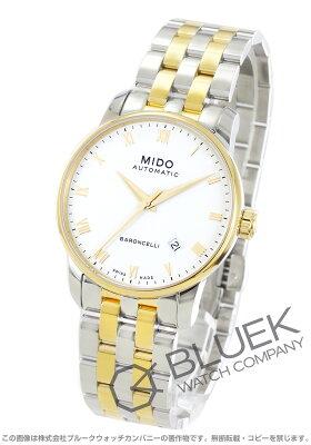 ミドー MIDO 腕時計 バロンチェッリ II メンズ M8600.9.26.1