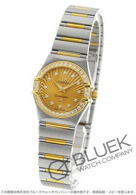 オメガ OMEGA 腕時計 コンステレーション 160周年 ダイヤ レディース 111.25.23.60.58.001