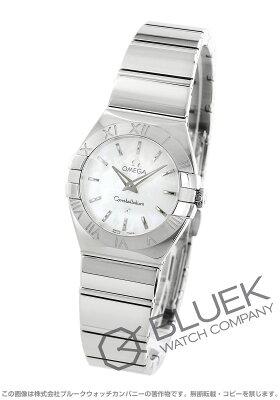 オメガ コンステレーション ポリッシュ 腕時計 レディース OMEGA 123.10.24.60.05.002