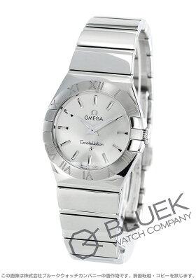 オメガ OMEGA 腕時計 コンステレーション ポリッシュ レディース 123.10.27.60.02.002