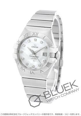 オメガ コンステレーション ブラッシュ ダイヤ 腕時計 レディース OMEGA 123.10.31.20.55.001