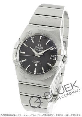 オメガ OMEGA 腕時計 コンステレーション ブラッシュ メンズ 123.10.38.21.06.001