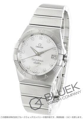 オメガ OMEGA 腕時計 コンステレーション ダイヤ メンズ 123.10.38.21.52.001