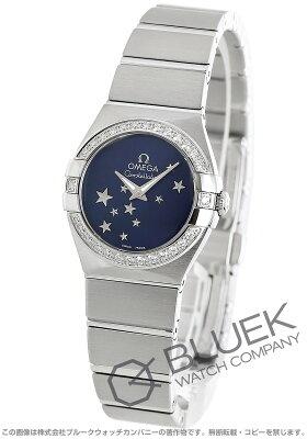 オメガ OMEGA 腕時計 コンステレーション ブラッシュ ダイヤ レディース 123.15.24.60.03.001