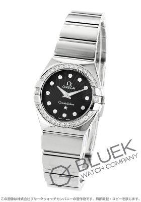 オメガ OMEGA 腕時計 コンステレーション ポリッシュ ダイヤ レディース 123.15.24.60.51.002