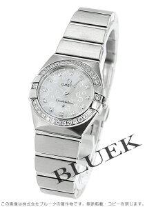 オメガ OMEGA 腕時計 コンステレーション ブラッシュ ダイヤ レディース 123.15.24.60.55.005