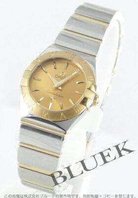 オメガ OMEGA 腕時計 コンステレーション レディース 123.20.24.60.08.002