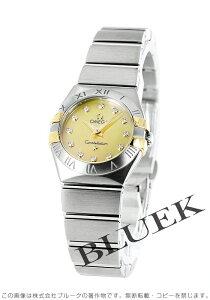 オメガ OMEGA 腕時計 コンステレーション ブラッシュ ダイヤ レディース 123.20.24.60.57.002
