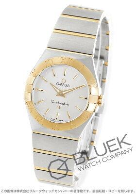 オメガ OMEGA 腕時計 コンステレーション ブラッシュ レディース 123.20.27.60.02.002