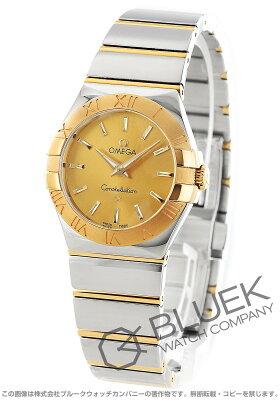 オメガ OMEGA 腕時計 コンステレーション ポリッシュ レディース 123.20.27.60.08.002