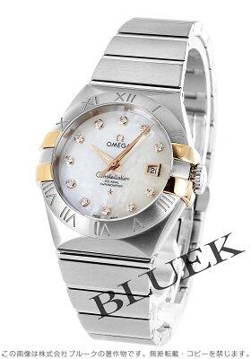 オメガ コンステレーション ブラッシュ 腕時計 レディース OMEGA 123.20.31.20.55.003