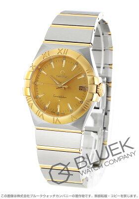 オメガ OMEGA 腕時計 コンステレーション メンズ 123.20.35.60.08.001