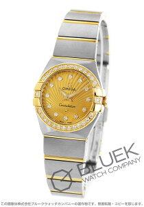 オメガ OMEGA 腕時計 コンステレーション ブラッシュ ダイヤ レディース 123.25.24.60.58.001