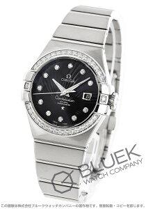 オメガ OMEGA 腕時計 コンステレーション ブラッシュ ダイヤ WG金無垢 レディース 123.55.31.20.51.001