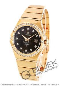 オメガ OMEGA 腕時計 コンステレーション ブラッシュ ダイヤ RG金無垢 レディース 123.55.31.20.63.001