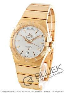 オメガ OMEGA 腕時計 コンステレーション ブラッシュ ダイヤ RG金無垢 メンズ 123.55.38.22.02.001
