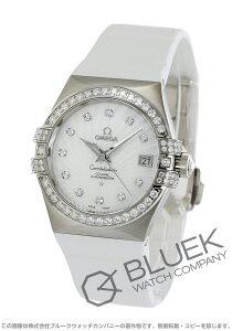 オメガ OMEGA 腕時計 コンステレーション ブラッシュ ダイヤ WG金無垢 レディース 123.57.35.20.55.005