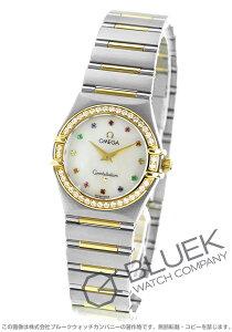 オメガ OMEGA 腕時計 コンステレーション アイリス ダイヤ レディース 1377.79