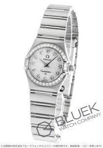 オメガ OMEGA 腕時計 コンステレーション ダイヤ レディース 1460.75