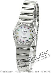 オメガ OMEGA 腕時計 コンステレーション アイリス ダイヤ レディース 1460.79