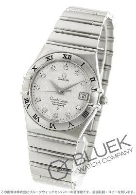 オメガ OMEGA 腕時計 コンステレーション 50周年記念モデル ダイヤ メンズ 1504.35