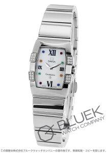 オメガ OMEGA 腕時計 コンステレーション クアドレラ ミニ ダイヤ レディース 1585.79