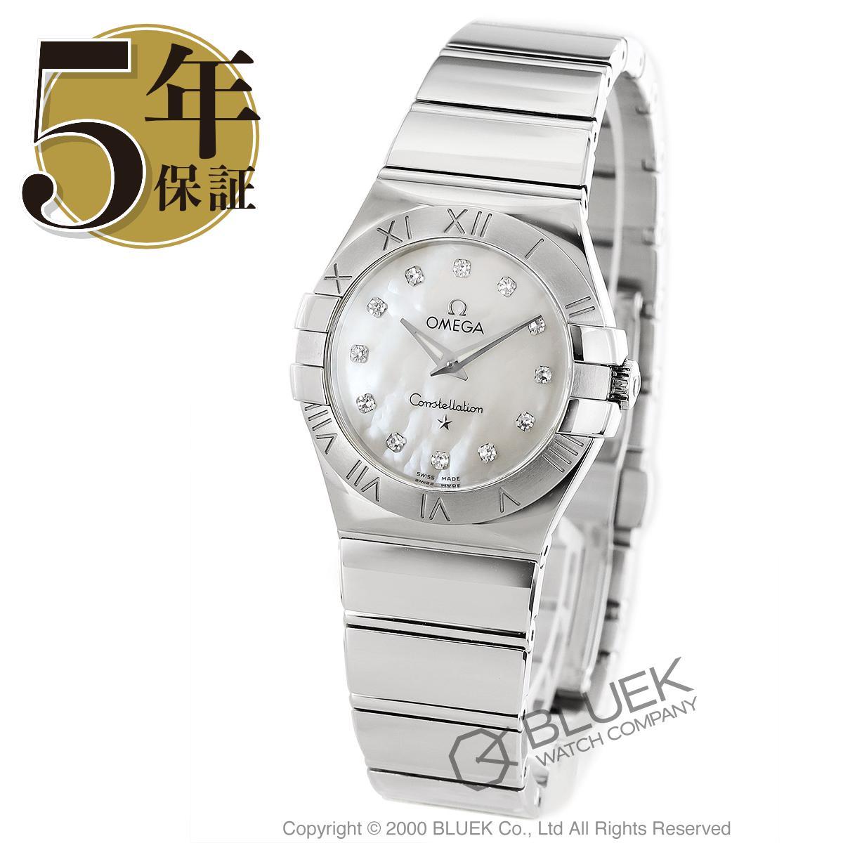 腕時計, レディース腕時計  OMEGA 123.10.27.60.55.0025