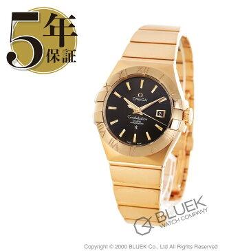 オメガ コンステレーション ブラッシュ RG金無垢 腕時計 レディース OMEGA 123.50.31.20.13.001_5