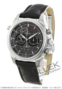 オメガ OMEGA 腕時計 デビル コーアクシャル クロノスコープ ラトラパンテ アリゲーターレザー メンズ 422.13.44.51.06.001