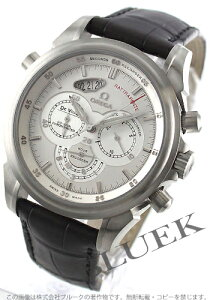 オメガ OMEGA 腕時計 デビル コーアクシャル クロノスコープ ラトラパンテ WG金無垢 アリゲーターレザー メンズ 422.53.44.51.02.001